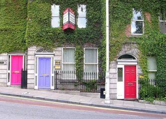Doors in Dublin