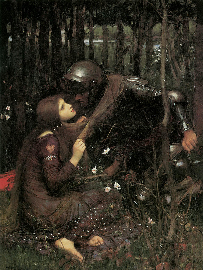 la-belle-dame-sans-merci-john-william-waterhouse