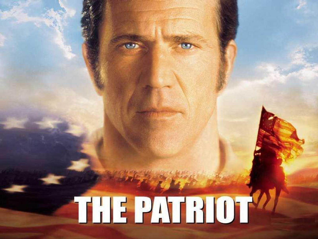the patriot movie The patriot the movie tells the story of benjamin martin, an unassuming man who is forced to join the american revolution when the british threaten to take his farm.