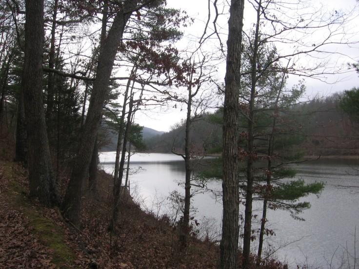 lake late fall