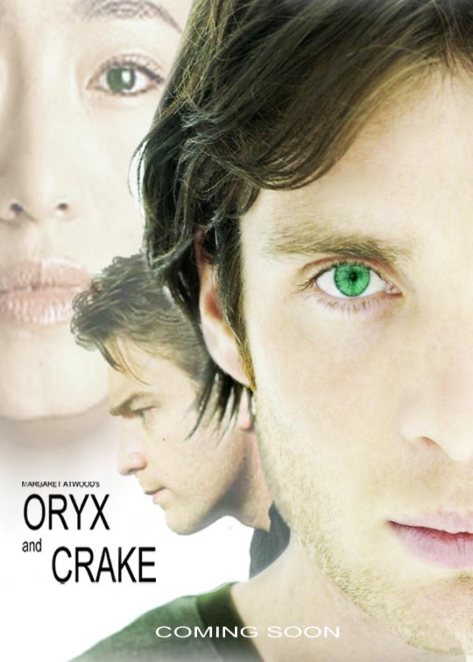 Oryx And Crake Movie Read This: Oryx and Cr...