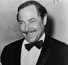 Tennessee Williams. Depressed most his life, he tapped into his past and breathed life into many of his plays.