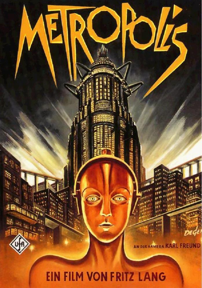 Metropolis (1927) 5