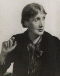 NPG P170; Virginia Woolf (nÈe Stephen) by Man Ray (Emmanuel Radnitzky)