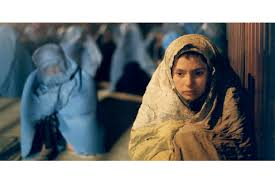 Osama (2003), actress Marina Golbahari