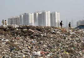Real slumdogs in Mumbai, India