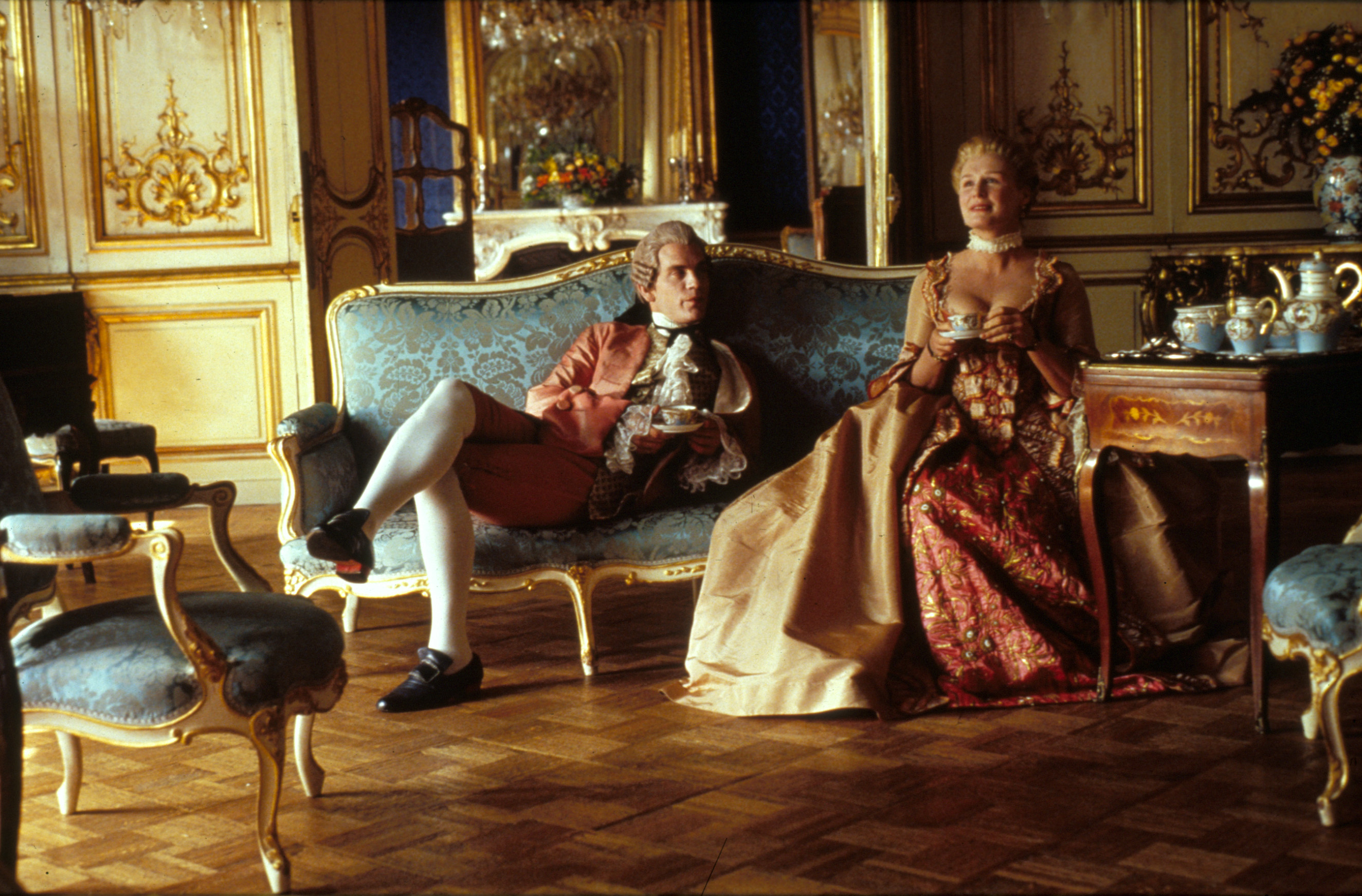 Image result for dangerous liaisons interior
