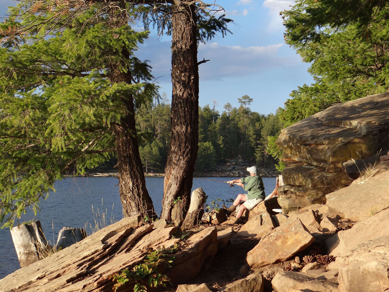 301 moved permanently for Canyon lake az fishing