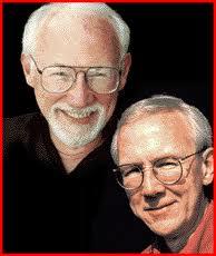 Greg and Tim. RIP Tim, 2006.
