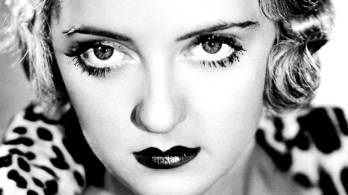 She's got Bette Davis eyes.