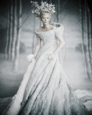 The White Witch, The Lion, the Witch, and the Wardrobe