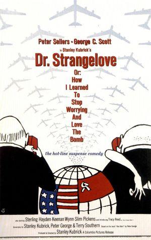 1964, Stanley Kubrick film starring Peter Sellers