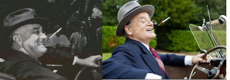 First-look-at-Bill-Murray-as-Franklin-Delano-Roosevelt-for-his-new-film-Hyde-Park-on-Hudson-