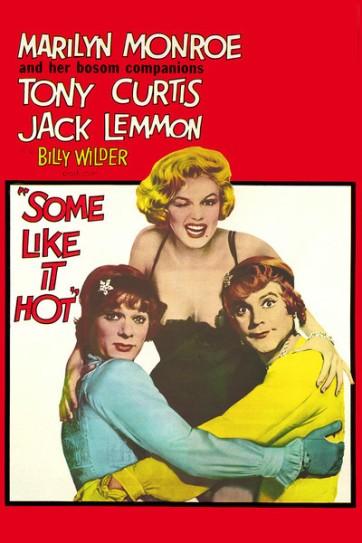 The 1959, Billy Wilder zany classic