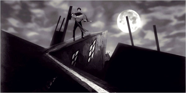 (1920) The Cabinet of Dr. Caligari
