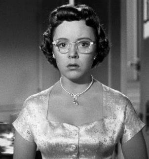 Pat Hitchcock as Barbara