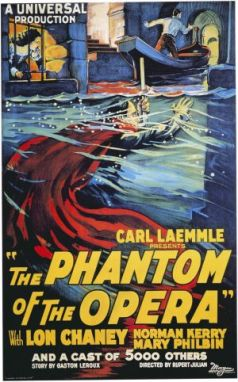 1925 Silent film based upon Victor Hugo's classic tale