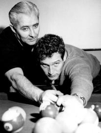 Willie Marsconi, mentor