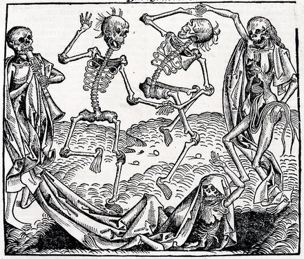 Danse_macabre_by_Michael_Wolgemut