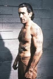 Robert DeNiro as Max Cady, Cape Fear