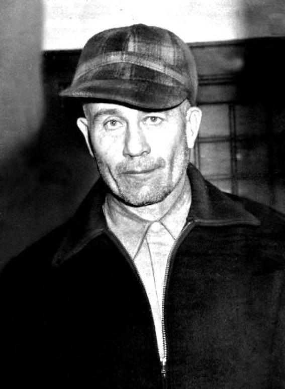 Ed Gein, unassuming Wisconsin farmer