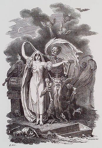 Langlois, death waltzes