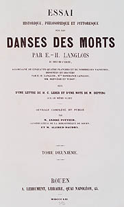 1852, essay by E.-H. Langlois,