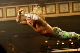 Rourke, The Wrestler