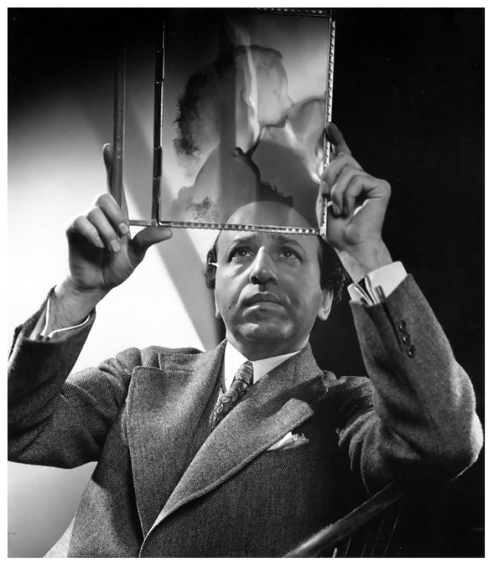 photographer-yousuf-karsh-self-portrait