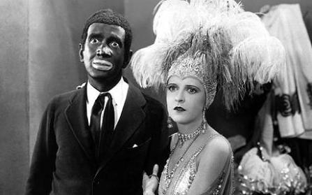 Al Jolsen, contributing to the Negro stereotype