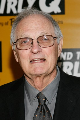 Alan Alda stars in 'Behind the Burly Q""
