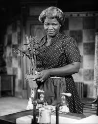 Claudia McNeil, 1959 play