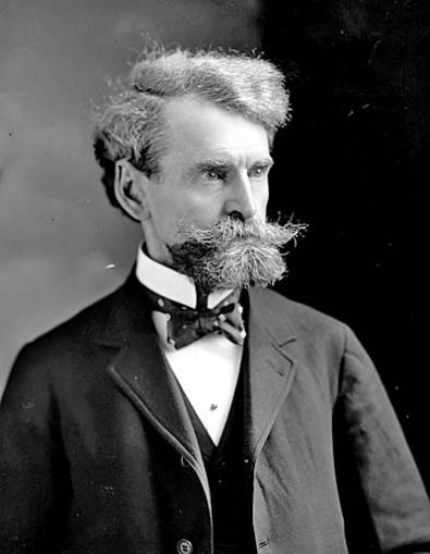 William A. Clark, founder of Clarkdale and Copper magnate
