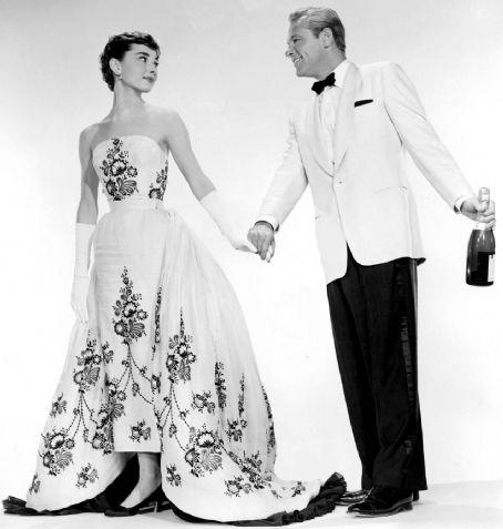 Sabrina, with Audrey Hepburn and Humphrey Bogart