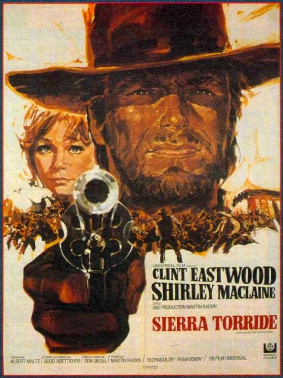 1970, Directed by Don Siegel