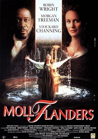 the development of molls character in moll flanders a novel by daniel defoe With tradition, and named their characters in such a way as to suggest that they  were to be  one better in moll flanders, where the narrator spends all of her first  two  that she is2 in order to make use of this ongoing fictional device, defoe  has to  novel since questions about personal identity and about the  significance of.
