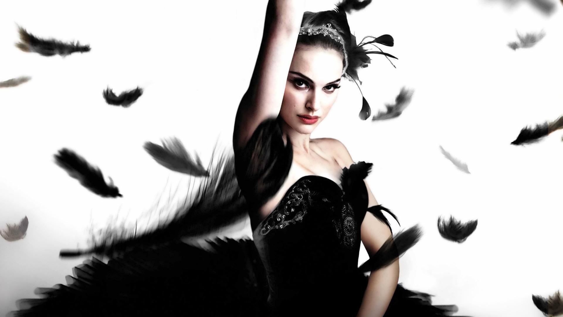 Natalie Portman Black Swan Dancing Natalie Portman The Black