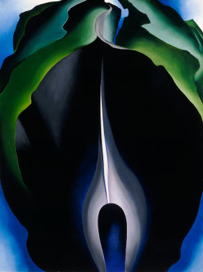 Georgia O'Keefe, Jack-in-the-Pulpit IV, 1930