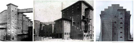 Hans Poelzig's Sulphuric Acid Factory in Luboń, Poland (1911-1912)