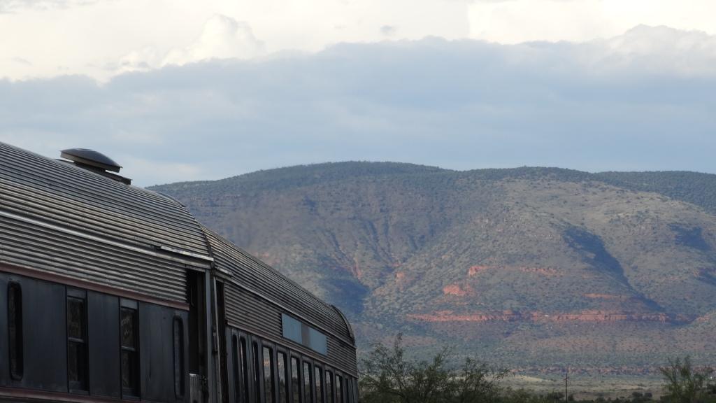 Verde Wilderness Train, Clarkdale, AZ