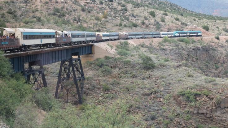 2. Train Trestle