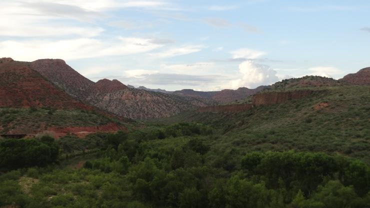 3. Sycamore Canyon