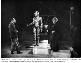 1927, Metropolis