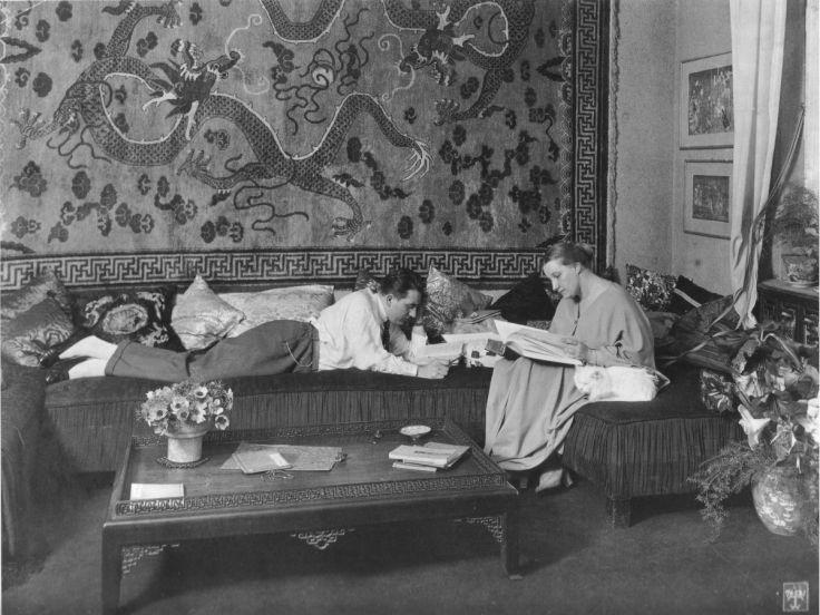 Fritz_Lang_und_Thea_von_Harbou,_1923_od._1924