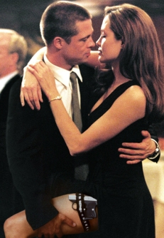 Angelina Jolie, Mr. and Mrs. Smith