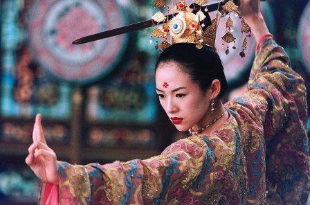 Ziyi Zhang, House of Flying Daggers