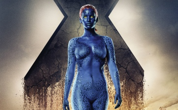 Jennifer Lawrence, Mystique