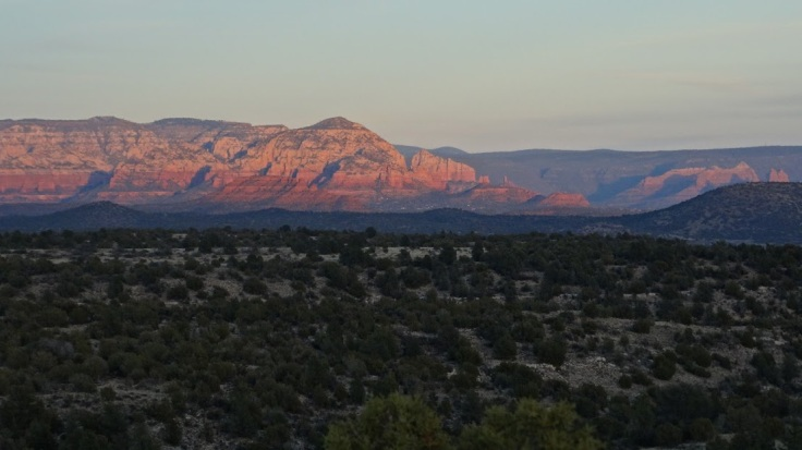 Sedona Wilderness Area