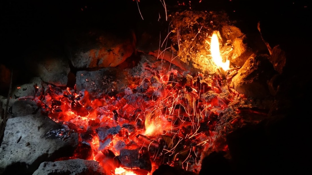 Stirred Flames
