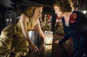 Amy Adams and Frances McDormand